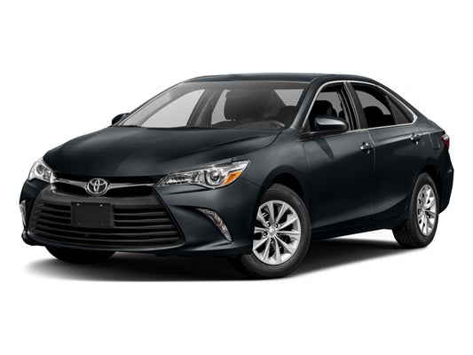 2017 Toyota Camry Le Fwd