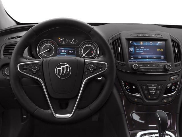 2017 Buick Regal Turbo In Rochester Mn Twin Cities Buick Regal