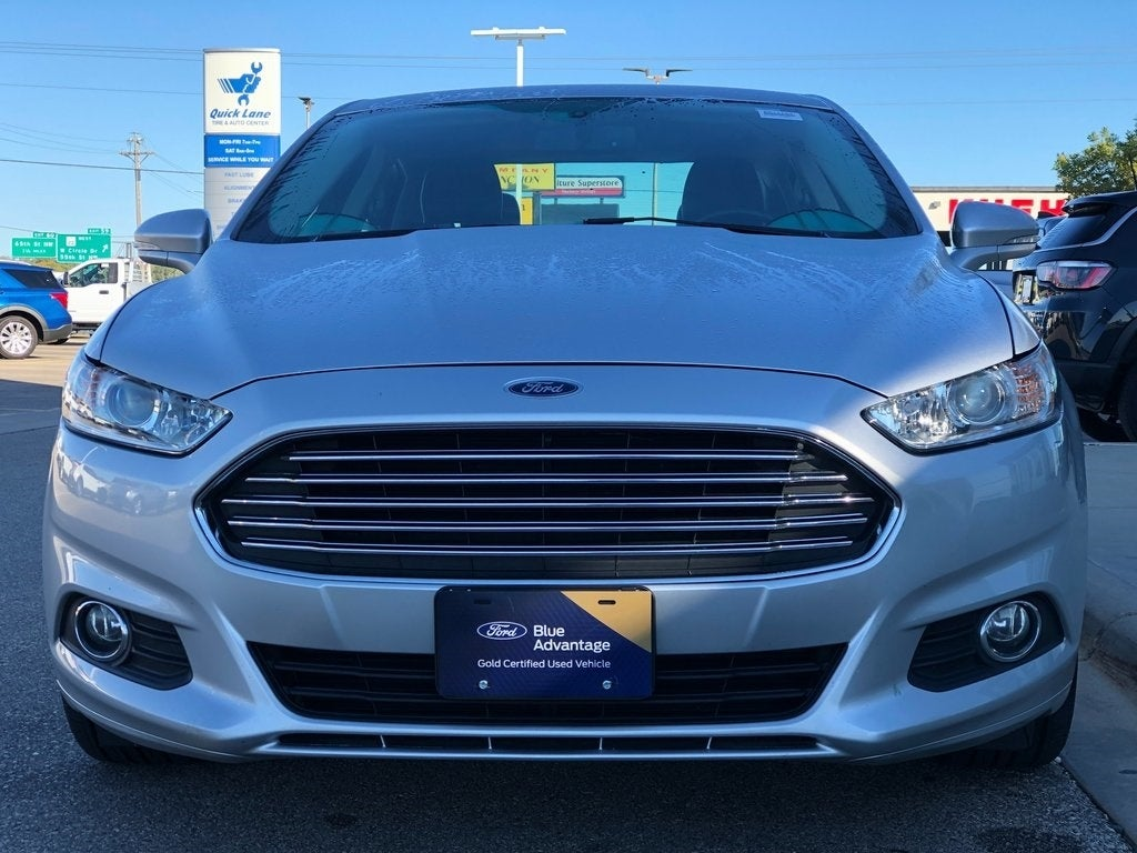 Certified 2016 Ford Fusion SE with VIN 1FA6P0HD4G5124613 for sale in Rochester, Minnesota