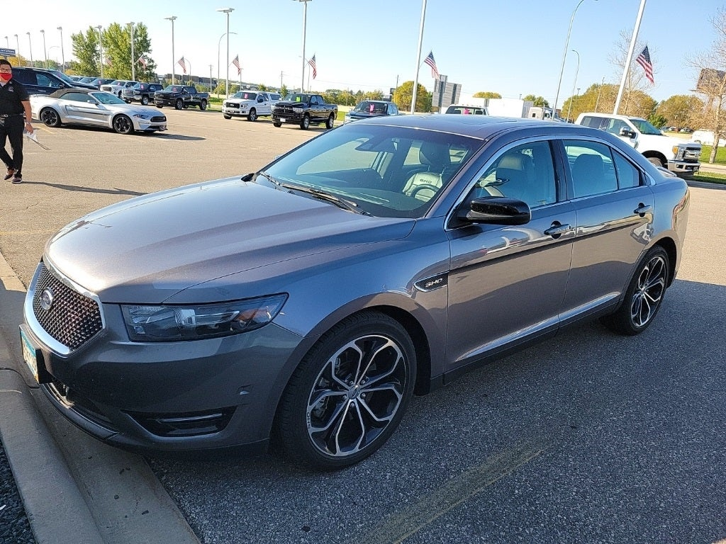 Certified 2013 Ford Taurus SHO with VIN 1FAHP2KT8DG229692 for sale in Rochester, Minnesota