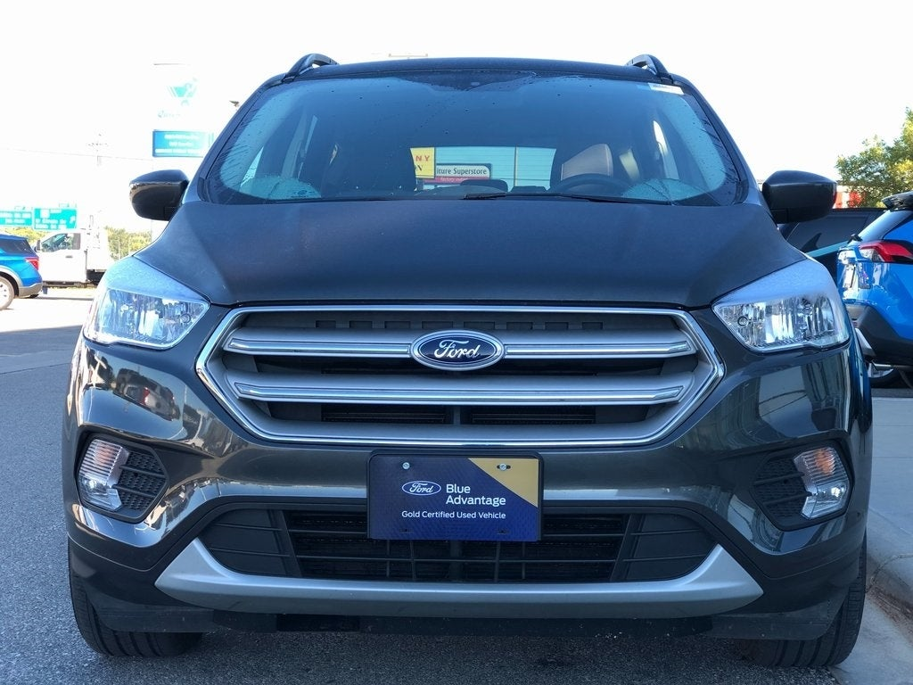 Certified 2018 Ford Escape SE with VIN 1FMCU9GD2JUD37337 for sale in Rochester, Minnesota