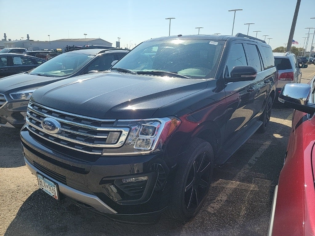 Certified 2018 Ford Expedition XLT with VIN 1FMJK1JT5JEA39289 for sale in Rochester, Minnesota