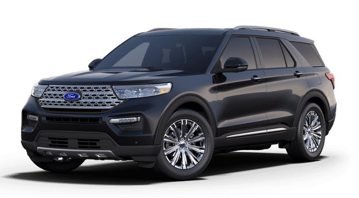 Ford Rochester Mn >> 2020 Ford Explorer Limited
