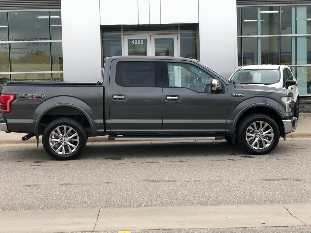 Used 2016 Ford F-150 XLT with VIN 1FTEW1EF4GKF83758 for sale in Rochester, Minnesota
