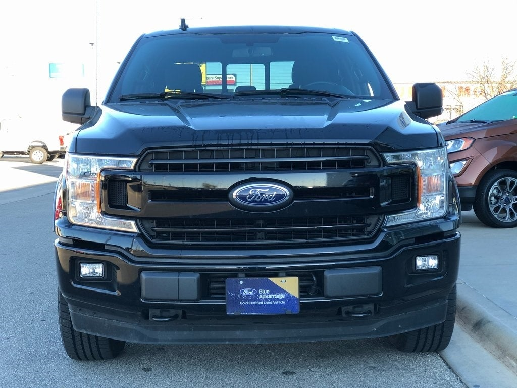 Certified 2018 Ford F-150 XLT with VIN 1FTEW1EG0JKE93152 for sale in Rochester, Minnesota