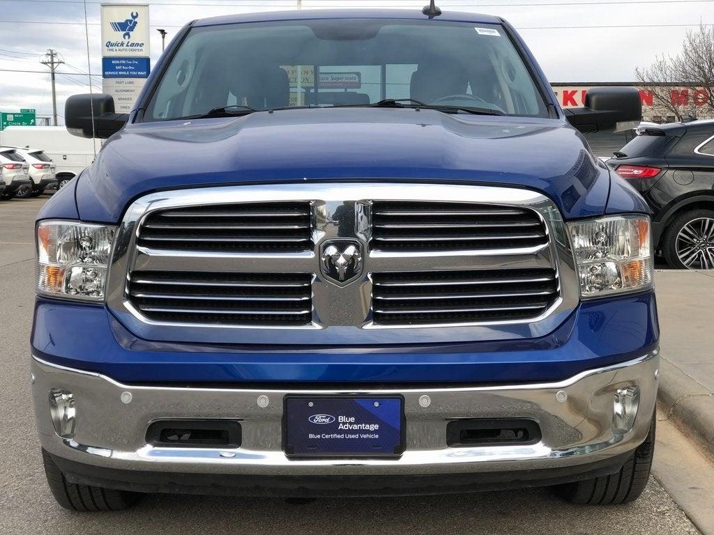Certified 2016 RAM Ram 1500 Pickup Big Horn with VIN 3C6RR7LT2GG169557 for sale in Rochester, Minnesota