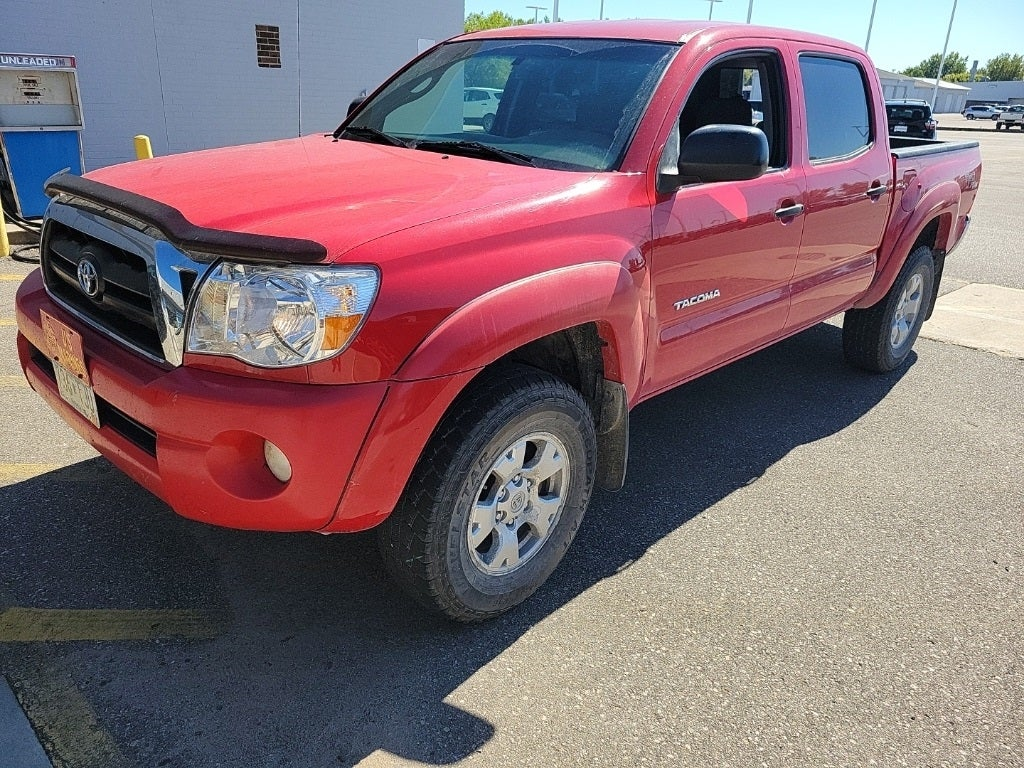Used 2006 Toyota Tacoma  with VIN 5TELU42N16Z320339 for sale in Rochester, Minnesota