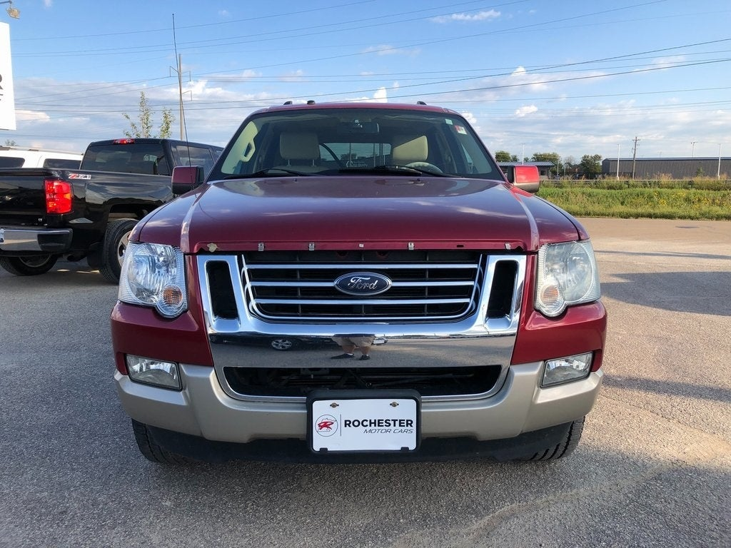 Used 2006 Ford Explorer Eddie Bauer with VIN 1FMEU748X6UB29895 for sale in Rochester, Minnesota